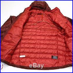 $249 North Face Men's Trevail Hoodie Medium Sequoia Red NEW