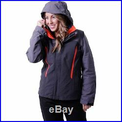 $340 The NORTH FACE Kardiak TriClimate Hooded Waterproof 3-in-1 Ski Jacket M MD