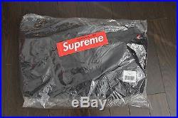 BRAND NEW Supreme x The North Face Steep Tech Hoodie Black Size Medium