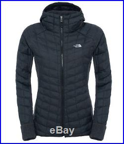 Fleecejacke The North Face Womens Thermoball Gordon Lyons Hoodie tnf black M