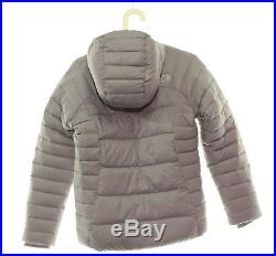 Girl's The North Face Double Down Hoodie Jacket Size M 10/12 Insulated New NWT