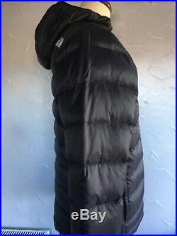 MENS The North Face Aconcagua Jacket. BLACK. SIZE LARGE. NWOT. 100% AUTHENTIC