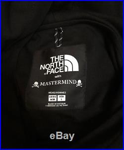 Mastermind Japan The North Face Sold Out Hoodie, Medium, New with Tags