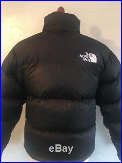 MenS THE NORTH FACE 1996 Retro Nuptse 700 Jacket. SIZE XS. 100% AUTHENTIC