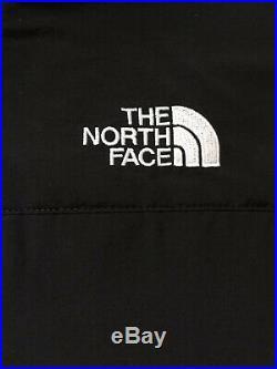 Men's NWT North Face Denali 2 Hoodie Fleece Jacket Size L Black