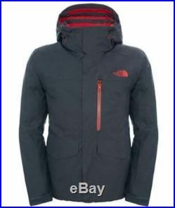 Men's The North Face Gatekeeper Ski Jacket Asphalt AMAZING PRICE £129.00