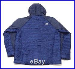 Men's The North Face Zephyrs Pro Hoodie A0qzd1r Estate Blue (msrp $299)