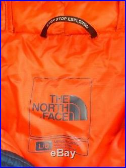 Mens North Face Thermoball Hoodie Jacket Conquer Blue Size L Nwot Guaranteed