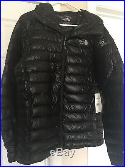 Mens The North Face Summit Series L3 Down Jacket Hoodie Large 800 Fill