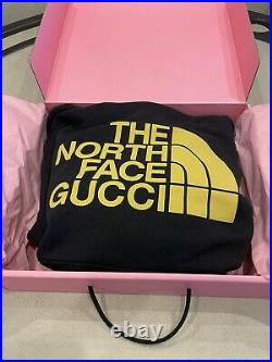NEW Gucci X North Face Hoodie (medium) With Tags and in Original Box