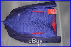 NEW North Face Womens Zephyrus Pro Hoodie Jacket Blue Large Summit Series $299