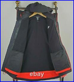 NEW THE NORTH FACE Large Mens Apex Peak 3 in 1 Triclimate Fiery Red Jacket $299