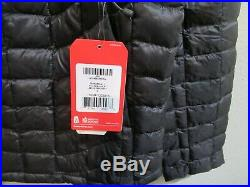 NEW! The North Face Men's ThermoBall Jacket Hoodie size Large