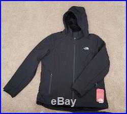 2985b8b27 NEW The North Face Shelbe Raschel Hoodie Jacket Black Size XXL 2XL ...