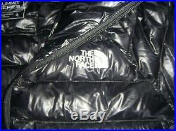 NEW The North Face Women's Black Jacket Summit Series L3 Down 800 Hoodie L
