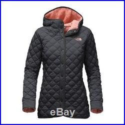NEW The North Face Women's Thermoball Fur Hoodie Coat Size Large $249 Retail