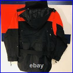 NEW VTG The North Face TNF Nuptsee Supreme Windbreaker Jacket Hoodie (XXL)