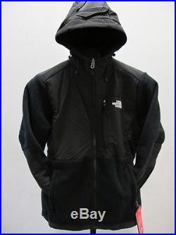 New Women's The North Face Denali Hoodie Anln Perfect Soft Fleece Tnf Black