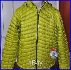 New XL The North Face Mens Thermoball Hoodie Hooded Ski Snowboard Parka Jacket