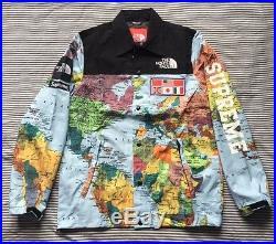 97778191d australia the north face supreme jacket map 984e6 f0ba8
