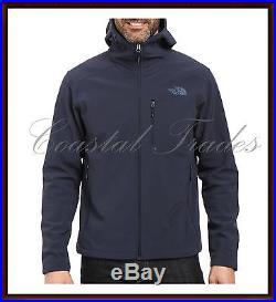 NWT $170 The North Face Men's Apex Bionic Hoody 2 Jacket NAVY BLUE 2XL XXL 2017