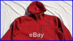 NWT Men's The North Face Haldee Full Zip Hoodie Jacket Red Heather CUN5674-XL