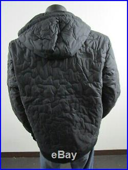 NWT Mens TNF The North Face Alphabet City Hoodie Insulated Hooded Jacket Black