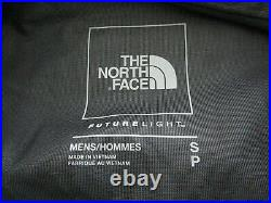 NWT Mens TNF The North Face Arque FL PO Rain Hoodie Jacket FUTURELIGHT Black