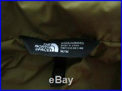 NWT Mens TNF The North Face Lonepeak Tri 3 in 1 Hooded Waterproof Jacket Khaki