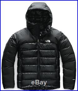 NWT Mens The North Face Sierra Peak Pro Hoodie Jacket Small Black TNF Black Down