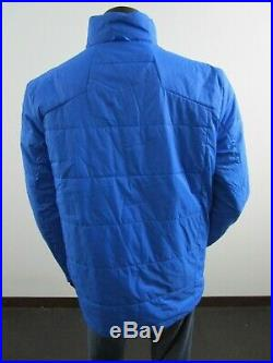 NWT Mens XL TNF The North Face Clement Triclimate Hooded Waterproof Jacket Blue