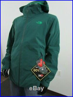 NWT Mens XL TNF The North Face Therm Apex Flex Gore Tex Hooded Ski Jacket