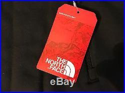 NWT Supreme The North Face STEEP TECH HOODIE SWEATSHIRT Black Large Jacket Box
