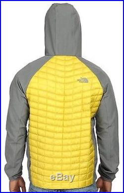 NWT THE NORTH FACE Thermoball Full Zip Men's Hybrid Hoodie Jacket M Medium NEW
