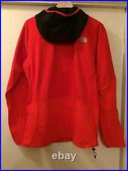 NWT The North Face Men's Summit Series L4 Gore WindStopper Hoody Jacket Slim M