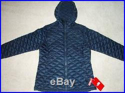 NWT The North Face Thermoball Hoodie -Women's Medium -Urban Navy -Retail $220