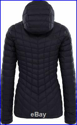 NWT Women The North Face ThermoBall PermaLoft Full Zip Hoodie Jacket Size Large
