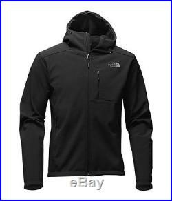 New The North Face Mens APEX BIONIC 2 Black Hoodie Size XL NF0A2TBB