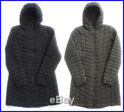 New The North Face Women THERMOBALL PARKA Hoodie Insulated Jacket M L XXL $230