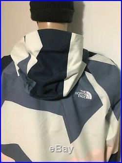 North Face1990 Mountain Jacket Gore-Tex Hoodie Pink Salt Macro Splinter Camo