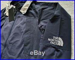 North Face Black Series x Kazuki Kuraishi FZ Hoodie Sz. M urban navy NWT