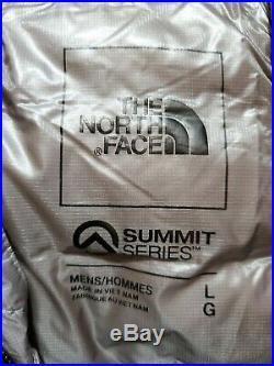 North Face L3 Summit Series Men's DOWN HOODIE JACKET Size L