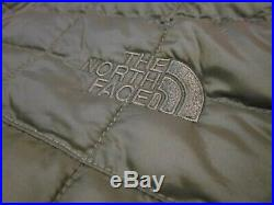 North Face Men's Thermoball Eco Hoodie NEW TAUPE GREEN MATTE NWT $220 Men's XL
