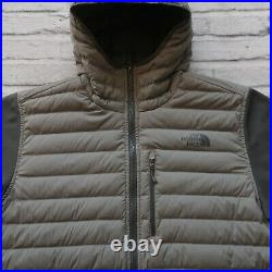 North Face Puffer Hoodie Down Jacket Mens Size XL Lightweight Puffy Nano