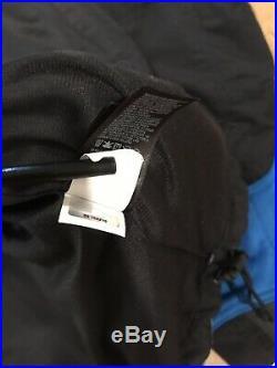North Face Steep Tech Agent Hoodie Fleece Jacket Large Supreme Heli Moto
