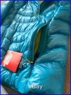 North Face Super Diez Pullover 800 Fill Womens Medium M