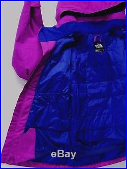Nwt $220 The North Face Moonstruck Hoodie Hyvent Fabric Alpine Jacket Small, Cpl8