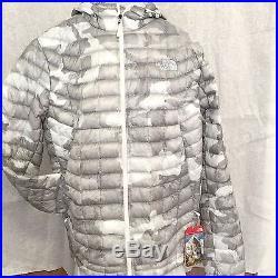 Nwt Lightweight Mens Medium Northface Hoodie Camouflage Jacket