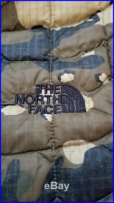 Nwt The North Face Mens Thermoball Hoodie Full Zip Jacket