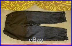 RARE Supreme X The north face Denim Dot Shot jeans/trousers box crewneck hoodies